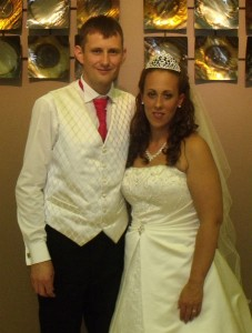Bishop Auckland Town Hall Wedding Reception DJ For Marie & Wayne Provided By Flashdance Disco.