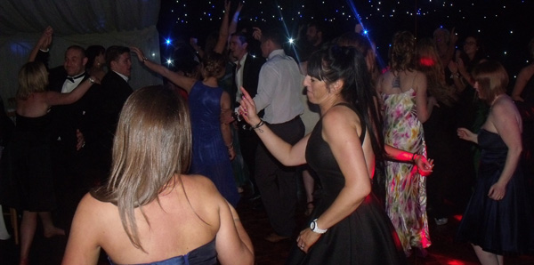 Darlington Rugby Football Club (Blackwell Meadows) - 150th Anniversary Ball.  Mobile Disco Provided By Flashdance Disco