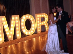 Amore 'LOVE' Letters At Rockliffe Hall Hotel
