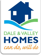 Dale & Valley Homes Logo