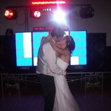 """Bishop Auckland Town Hall Wedding DJ Provided By Flashdance Disco • <a style=""""font-size:0.8em;"""" href=""""http://www.flickr.com/photos/75541140@N02/7153799589/"""" target=""""_blank"""">View on Flickr</a>"""