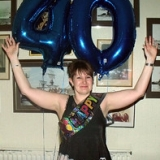 """Louise Stapleton - 40th Birthday Party At The Navy Club, Newton Aycliffe In County Durham provided by Flashdance Disco • <a style=""""font-size:0.8em;"""" href=""""http://www.flickr.com/photos/75541140@N02/8549145794/"""" target=""""_blank"""">View on Flickr</a>"""