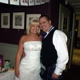 """Wedding Vows Renewal For Sharon And Kris At The Honest Lawyer Hotel By Flashdance Disco In County Durham • <a style=""""font-size:0.8em;"""" href=""""http://www.flickr.com/photos/75541140@N02/8468101031/"""" target=""""_blank"""">View on Flickr</a>"""