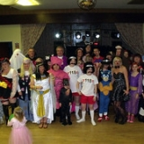 """Mobile Disco At Leeholme Club, Bishop Auckland in County Durham -  Wendy's 50th Fancy Dress Birthday Party By Flashdance Disco • <a style=""""font-size:0.8em;"""" href=""""http://www.flickr.com/photos/75541140@N02/8493759694/"""" target=""""_blank"""">View on Flickr</a>"""