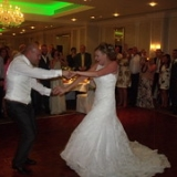 "Wedding DJ Rockliffe Hall Hotel Zoe & Chris With Flashdance Disco County Durham • <a style=""font-size:0.8em;"" href=""http://www.flickr.com/photos/75541140@N02/16112194014/"" target=""_blank"">View on Flickr</a>"